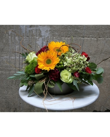 Farm to Vase Flower Arrangement