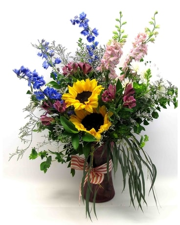Wildflower Delight Flower Arrangement