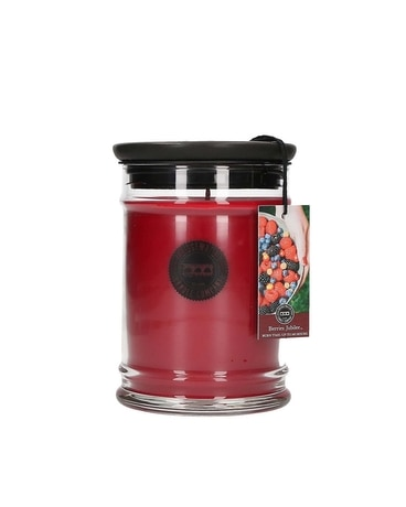 Berries Jubilee Jar Candle