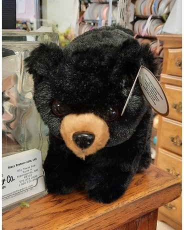 Small 7 inch Bady Bandit the Bear Gifts