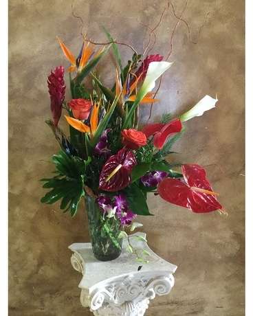 Spring Tx Flower Shop Delivering Special Flowers With Love