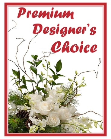 Premium Designer's  Choice Flower Arrangement