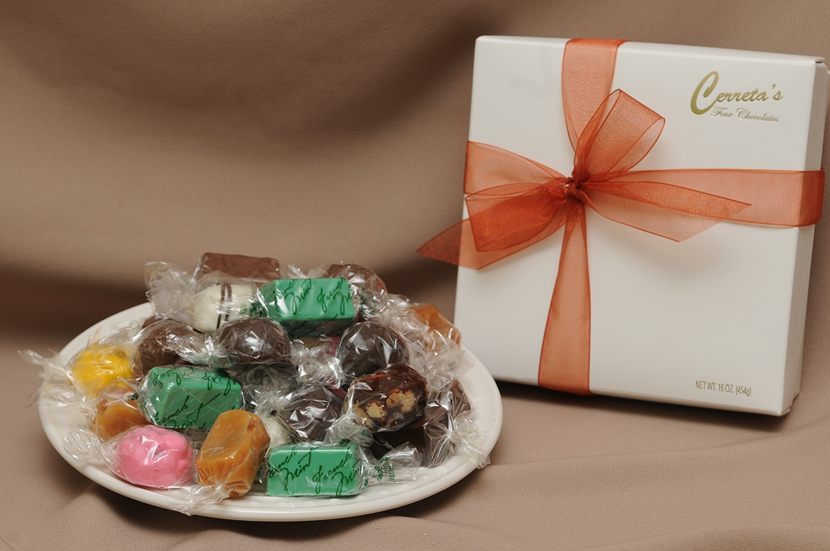 Cerreta's Chocolates delivered by Razzle Dazzle®