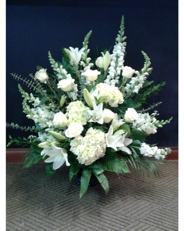 Forever Remembered Funeral Arrangement