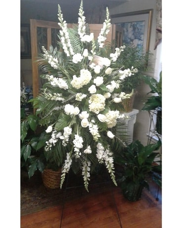 Peaceful Memories Funeral Arrangement