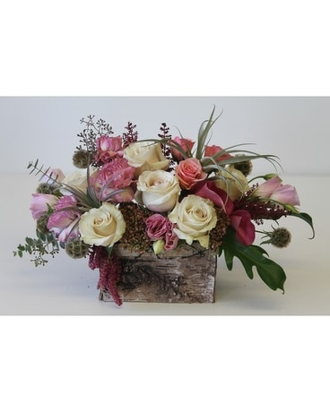 Bloomin Box Flower Arrangement