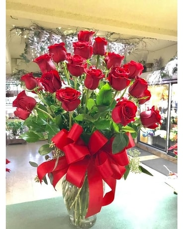 3 Dozen Premium Roses Flower Arrangement