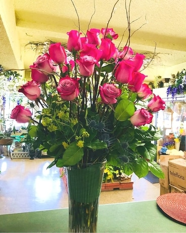Just Because Flowers Delivery Cypress Ca Cypress Florist
