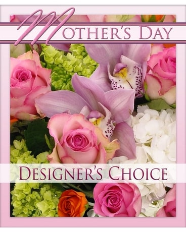 Mother's Day- Designer's Choice Flower Arrangement