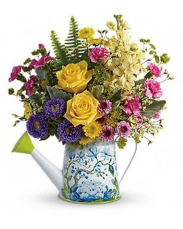 Teleflora's Sunlit Afternoon Bouquet Flower Arrangement