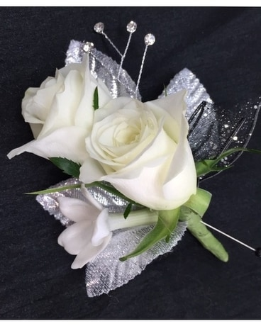 White Knight Flower Arrangement