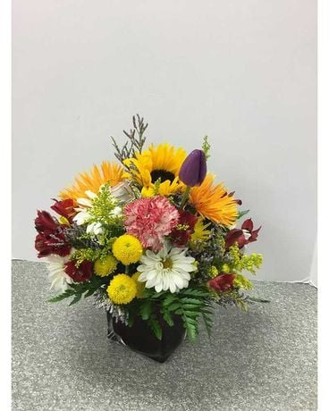 Vase #3 Designer's Choice Flower Arrangement