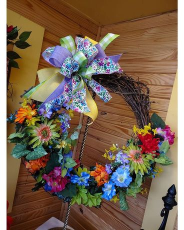 Grapvine Wreath Wreath