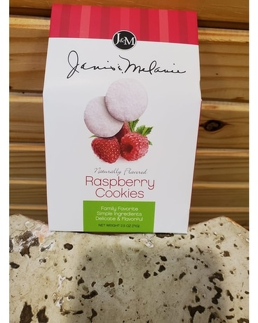 J & M Raspberry cookies Gifts