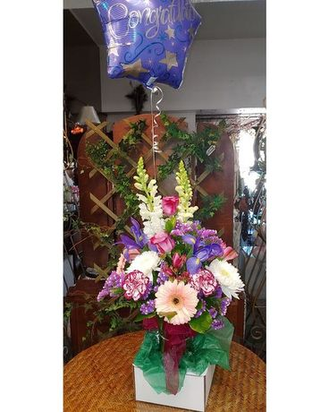 Designer's Choice Example 4 Flower Arrangement