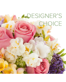 Designers Choice Mix Flower Arrangement