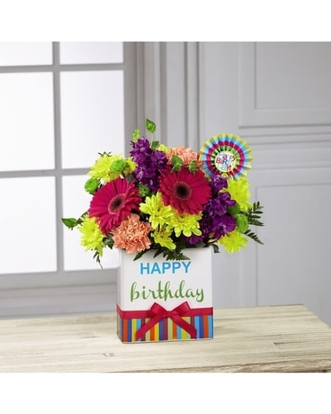 Birthday Flowers Delivery Palm Coast FL