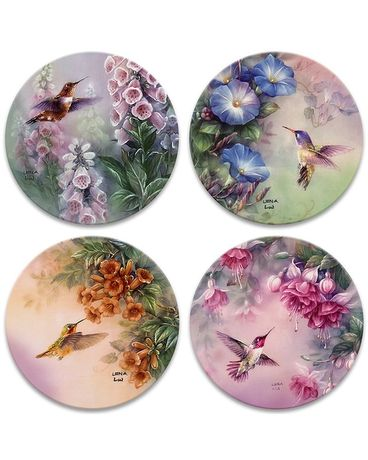 Hummingbird Coaster set Gifts