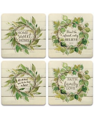 Home Sweet Home Coaster set Gifts