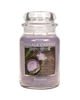Relaxation Jar Candle