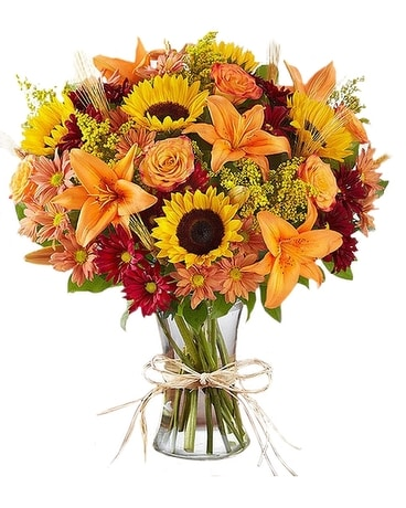 Fields of Europe Flower Arrangement