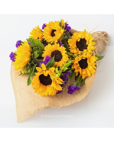 Rustic Sunflower Fun