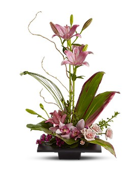 Imagination Blooms Flower Arrangement