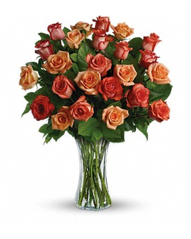 Sunrise Splendor Flower Arrangement