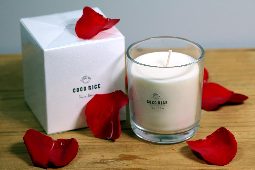 Coco Rice Candle