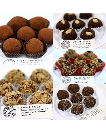 Pete's Chocolate, Assorted Truffles