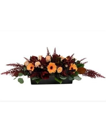 Fall Luxe Centerpiece