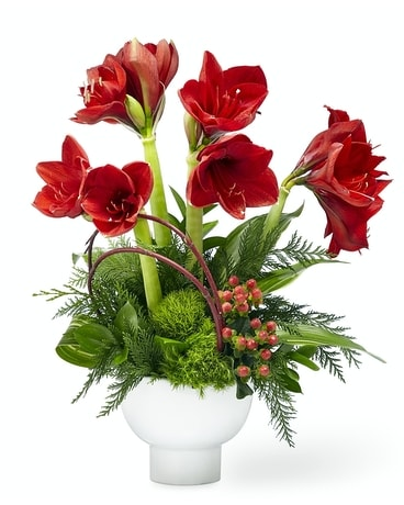 Striking Elegance Flower Arrangement