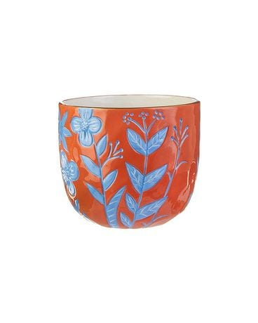 Floral Print Flower Pot Gifts