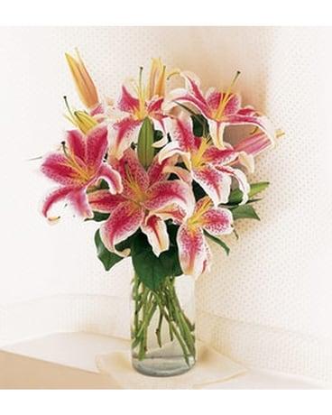 Lovely Lilies In Waycross Ga Ed Sapp Floral Co