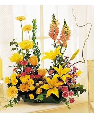 Celebrate in Style Flower Arrangement