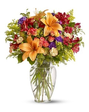 Classic Celebration Flower Arrangement