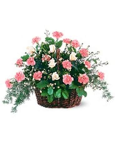Pink Reverence Arrangement Flower Arrangement