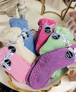 Snoozies Shea Butter Socks