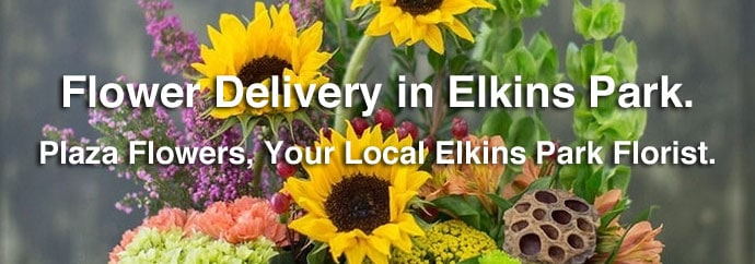 Flower Delivery in Elkins Park, PA