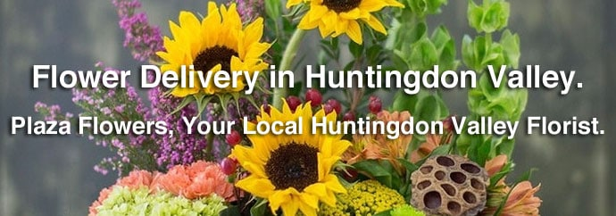 Flower Delivery in Huntingdon Valley, PA