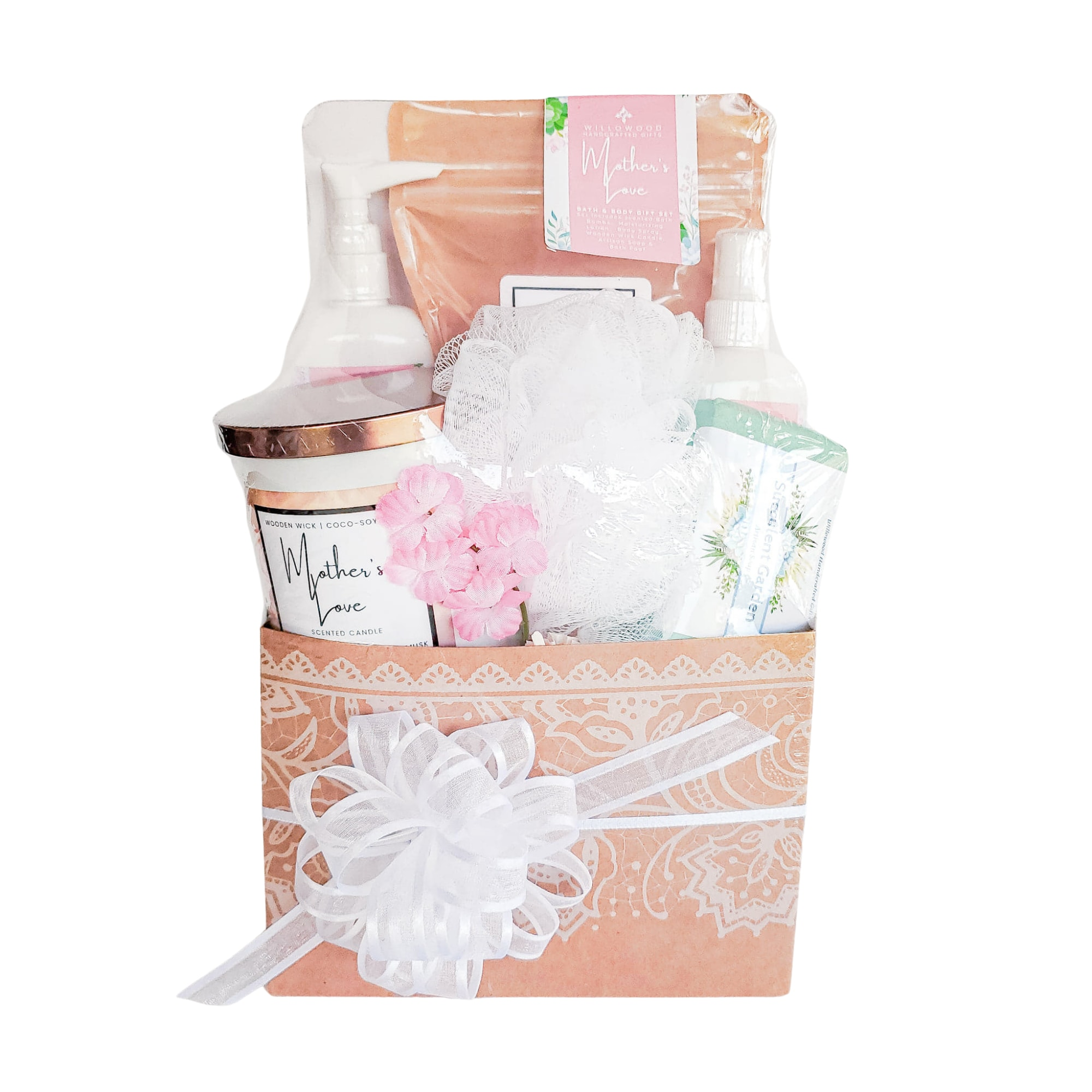 Willowood Bath and Body Set