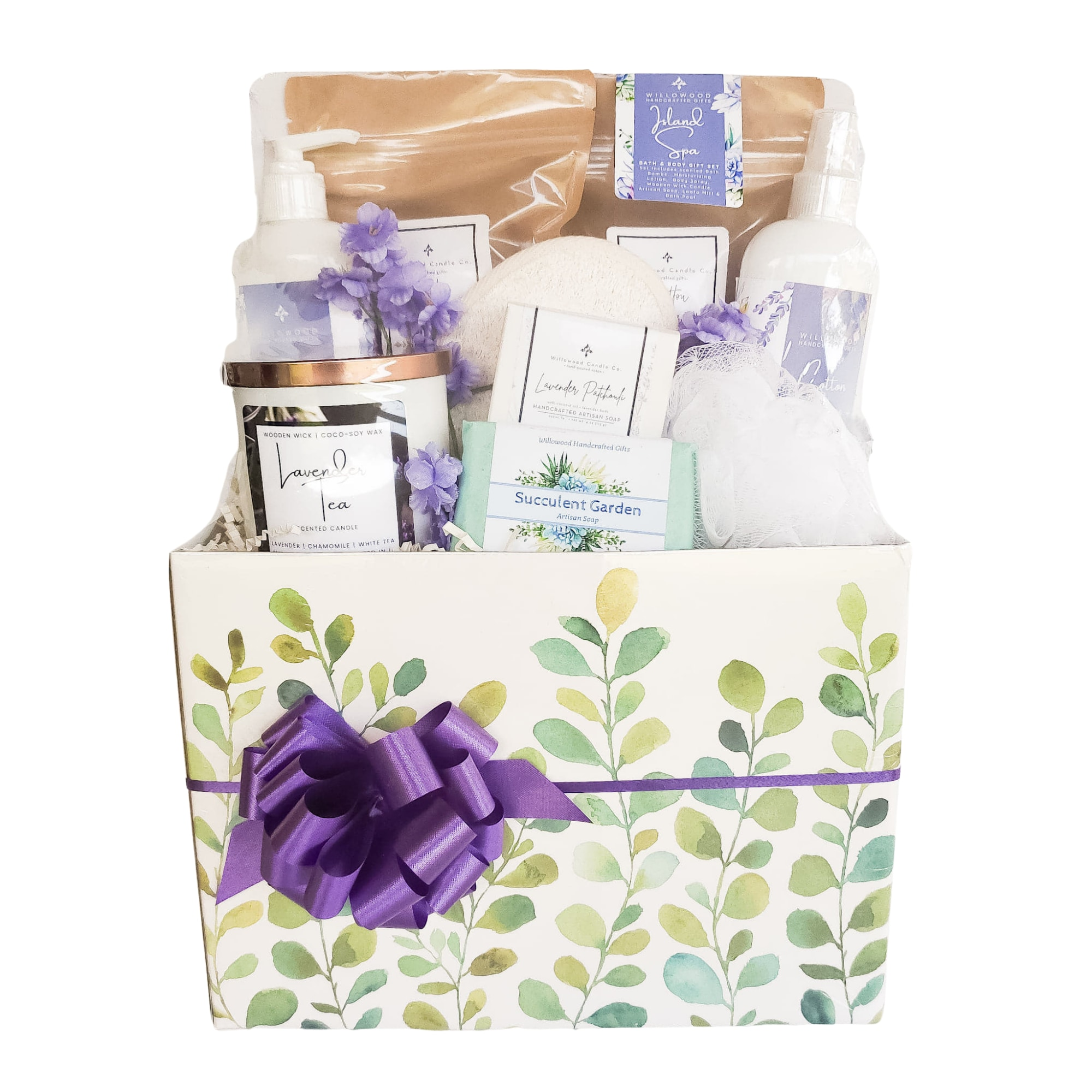 Willowood Bath and Body Set - Deluxe