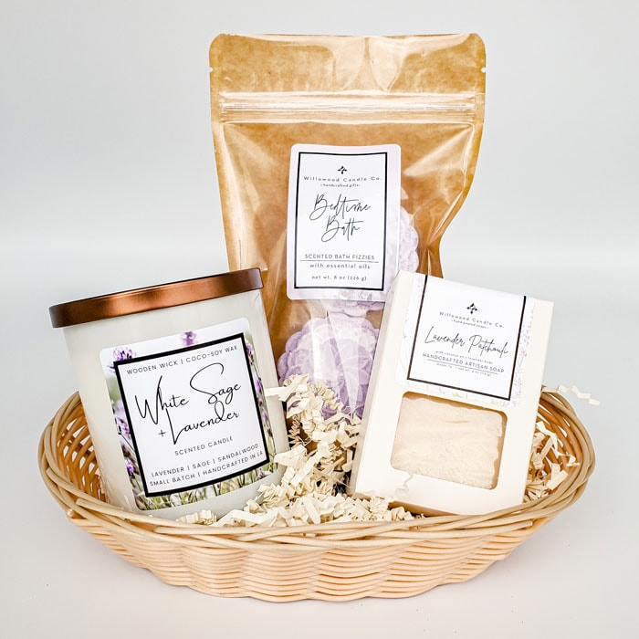 Willowood Spa Basket