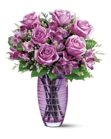 Teleflora's Etched with Love Bouquet