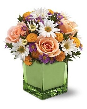 Gaithersburg florist flower delivery by masons flowers telefloras spring spirit bouquet flower arrangement mightylinksfo