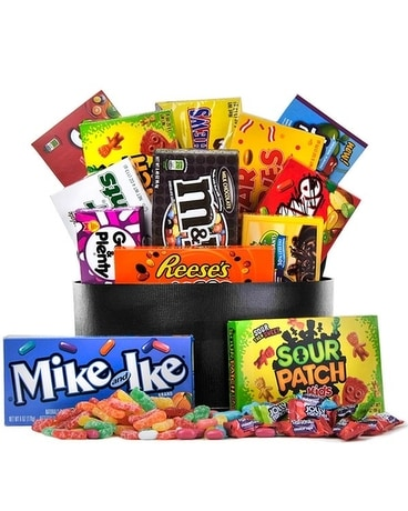 Mixed Candy Basket
