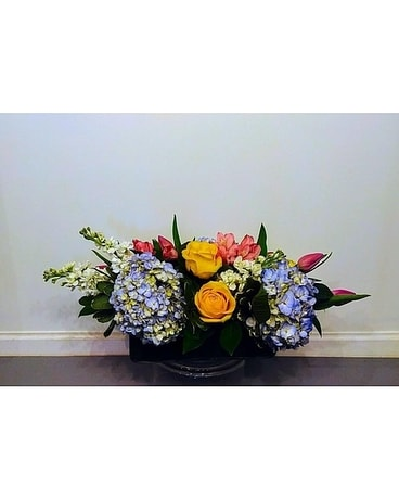 Blue Velvet (Bobby Vinton) Flower Arrangement