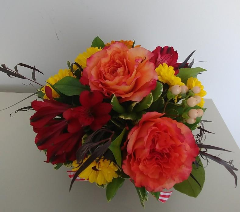 Red Dirt Road (Brooks & Dunn) Flower Arrangement