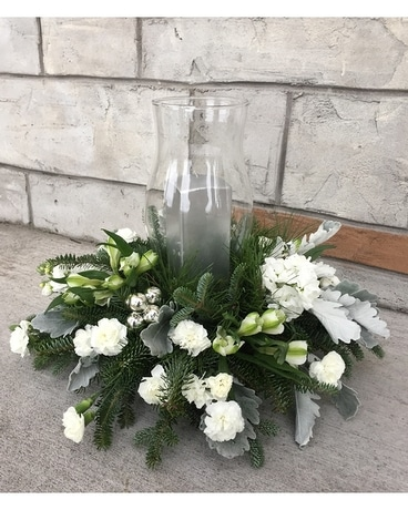 Silver Bells Flower Arrangement