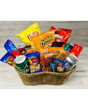 Snack Basket- Large